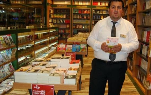 KİKA KİTAP KAFE BEŞİNCİ ŞUBESİNİ SANKO PARK'TA AÇTI